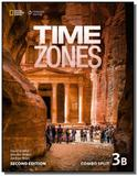 Time Zones 3B - 2nd - Combo Split + Online Workbook - Cengage
