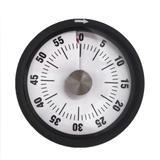 Timer Magnético Preto 6CM - 32439 - Casambiente