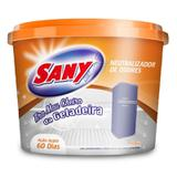 Tira mau cheiro da geladeira 40gr cx c/2 unidades - Sany