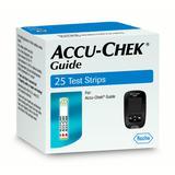 Tiras Accu-Chek Guide com 25 Unidades - Roche - Roche produt