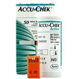 Tiras Para Glicemia 150 Unidades Accu Chek Active - Roche