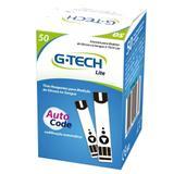 Tiras Reagentes G-Tech Lite TTFRL50 - 50 Unidades