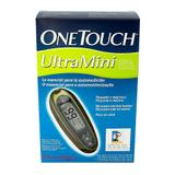 Tiras Reagentes One Touch + Medidor Ultra Mini Verde - 50 Tiras - Johnson  johnson