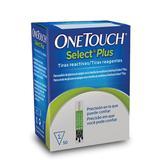 Tiras Reagentes One Touch Select Plus - 50 Tiras - Johnson  johnson