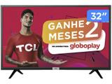 """Smart TV LED 32"""" SEMP TCL 32S6500 Android Wi-Fi - HDR Inteligência Artificial 2 HDMI USB"""