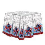 Toalha de Mesa Descartável Superman Festcolor