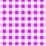 Toalha de Mesa Descartável Xadrez Rosa Pink 10 unidades Plaspet - Festabox