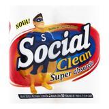 Toalha de Papel Social-clean Multi Uso folha dupla - Social clean