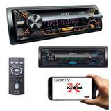 Toca Cd Sony Cdx-g3200uv Usb/fm/aux colorido 55wx4