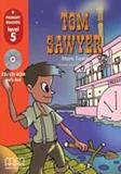 Tom sawyer - students book with cd/ cd-rom - Mm readers