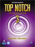 Top Notch 3 With Activebook And Myenglishlab_Second Edition