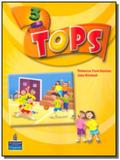 Tops 3 sb with bound and songs cds - Pearson