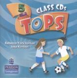 Tops 5 cd - Pearson audio visual