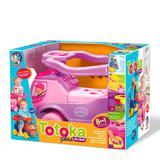 Totoka eletrônica plus menina - Cardoso brinquedos