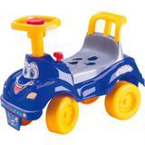 Totokinha Motoca Carrinho De Empurrar Menino Azul Cardoso - Cardoso toys
