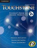 Touchstone 2b sb with online wb - 2nd ed - Cambridge university
