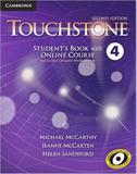 Touchstone 4 - students book with online course and online workbook - second edition - Cambridge university press do brasil