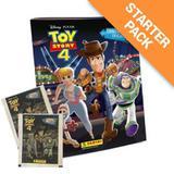 Toy Story 4 - Álbum Capa Cartão + 20 Envelopes - Panini