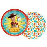 Toy Story 4 Prato Redondo 18cm c/8 - Regina