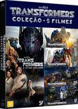 Transformers - Coleção - Paramount pictures