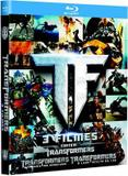 Transformers (Trilogia Blu-Ray) - Paramount pictures
