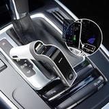 Transmissor Digital FM CarG7 Veicular Sem Fio com Bluetooth e USB