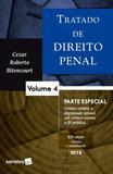 Tratado de Direito Penal - Parte Especial - Volume 4 - 12ª Edição - 2018 - Saraiva