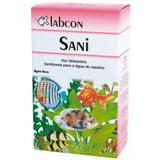 Tratamento águia de aquário Auxilia a eliminar o mau odor da água Labcon Sani Sanitizante 15ml - Alcon
