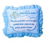 Travesseiro bebê oração - cia do nenem - Minas rey