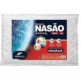 Travesseiro Nasa Original Viscoelástico Confortável Dupla Face com Toque Massageador - Fibrasca