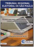 Tre/sp - Tecnico Vol. 2 - 02Ed/16 - Central de concursos