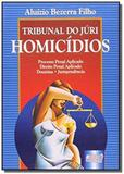 Tribunal do juri - homicidios                   01 - Jurua
