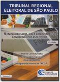 Tribunal regional eleitoral de sao paulo: tecnic01 - Central de concursos