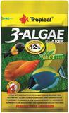 Tropical 3-algae flakes 12g sache - un