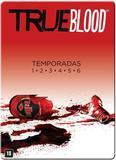 True Blood - 1ª A 6ª Temporadas Completas - Warner home video