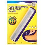 Tubo Recortável Para Calos Siligel - Tam M - Ortho Pauher - Cód: Op 4003-m