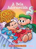 Turma da Mônica - algodão doce - A Bela Adormecida