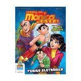 Turma da monica jovem 21 - serie 2 - panini - Panini comics