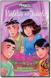 Turma da Mônica Jovem Conhece Violetas na Janela - Petit