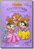 Turma da monica princesas e contos de fadas - Girassol