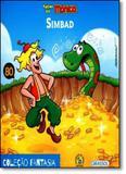 Turma da Mônica: Simbad - Coleção Fantasia - Girassol