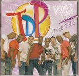Turma do Pagode - Mais Feliz - CD Original (Raridade)