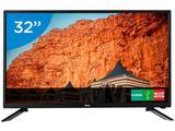 "TV LED 32"" Philco PTV32B51D - Conversor Digital 2 HDMI 2 USB"
