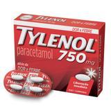Tylenol 750mg 20 comprimidos - Janssen cilag