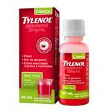 Tylenol Bebê Oral Sabor Frutas 100mg/mL 15mL - Janssen cilag