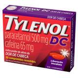 TYLENOL DC 20 Comprimidos - Janssen cilag