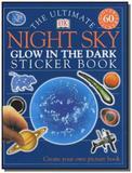 Ultimate night sky - sticker book, the - Dorling kindersley