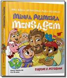 Uma biblia devocional para criancas: minha primeir - Bv films