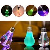 Umidificador De Ar Difusor Aromas LED Ultrassonico Lampada USB - Ab midia