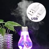 Umidificador Difusor Ar Ultrassonico Lampada LED Aromatizador USB - Braslu